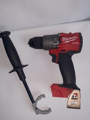 Milwaukee FUEL hammer drill for Sale in San Antonio, TX