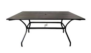 Brand new metal outdoor table for Sale in St. Louis, MO