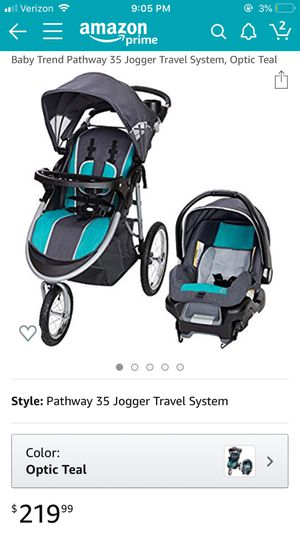 Baby Trend pathway 35 Jogging stroller for Sale in Anaheim, CA