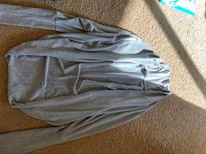 Grey cardigan for Sale in Portland, OR