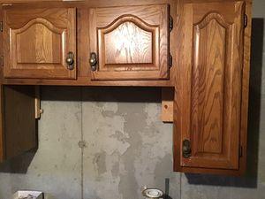 Oakwood Kitchen cabinets for Sale in Franklin, MA