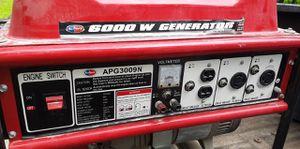 all power 6000 watt generator for Sale in Mabelvale, AR