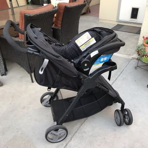 Baby Stroller with Detachable Infant Car Seat for Sale in Commerce, CA