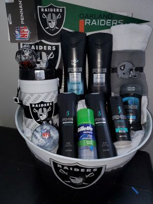 RAIDERS GIFT for Sale in Maywood, CA