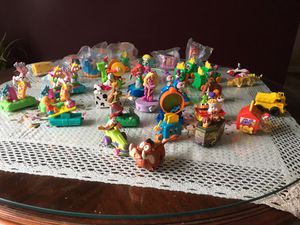 Collectible McDonald's happy meal toys. 30 plus for Sale in Methuen, MA