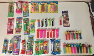 Pez Vintage Collection New & Used. Some from 1970s for Sale in Romansville, PA