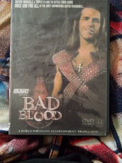 Wwe Bad Blood 2004 Dvd for Sale in Chicago,  IL