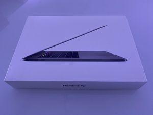 """New MacBook Pro 15"""" 2019 (Core i7, 256GB SSD, 16GB RAM, Space Gray) for Sale in Miami, FL"""