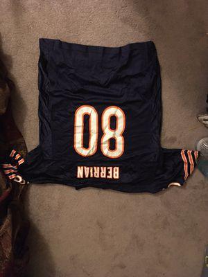Bernard Berrian jersey L for Sale in Oswego, IL