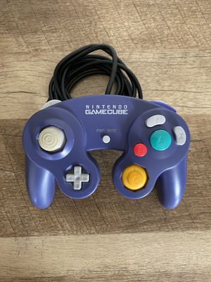 Nintendo Gamecube Controller (Indigo) for Sale in Fresno, CA