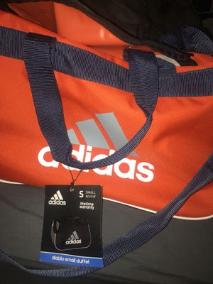 Brand New Adidas Duffle bag for Sale in Randolph, MA