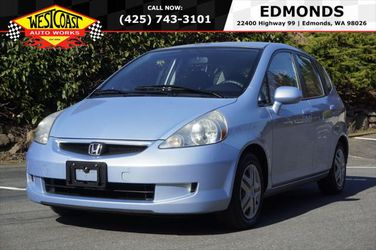 2008 Honda Fit for Sale in Edmonds,  WA