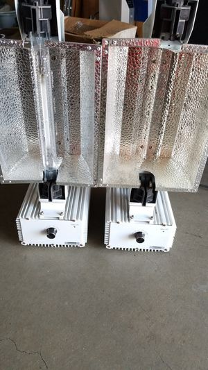 1000w hydroponics gro light for Sale in Los Angeles, CA