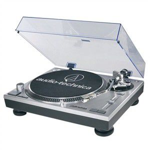 Audio-Technica AT-LP120-USB Direct Drive Professional Turntable with USB for Sale in Fairfax, VA