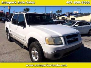 2002 Ford Explorer Sport Trac for Sale in Orlando, FL