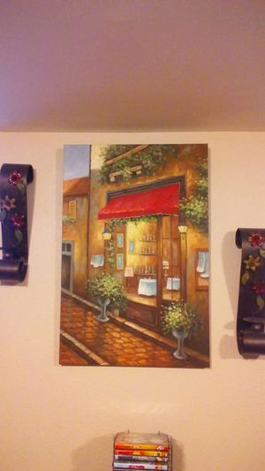 Gorgeous oil painting for Sale in Wichita, KS