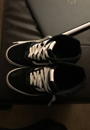 Vans sk8 hi black & white for Sale in NY, US
