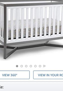 Delta Crib with Beautyrest Mattress for Sale in Ellensburg,  WA