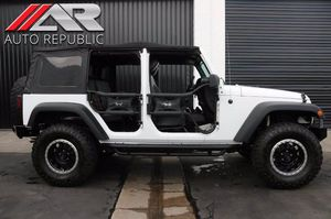 2014 Jeep Wrangler Unlimited for Sale in Orange, CA