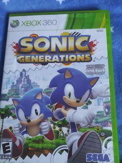 Sonic Generations for Sale in Garden Grove,  CA