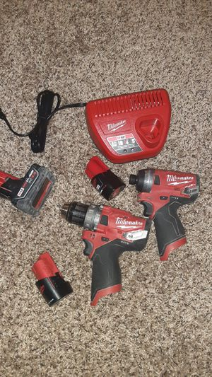 Impact and hammer drill for Sale in Des Moines, IA