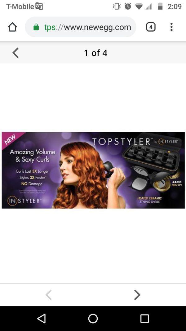Top Styler, ondulador de cabello. Nuevo!!