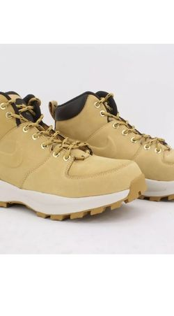 Nike Manoa Haystack Boots Men's 9 Water Resistant for Sale in Las Vegas,  NV