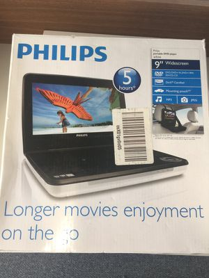 Philips portable DVD player for Sale in Dallas, TX
