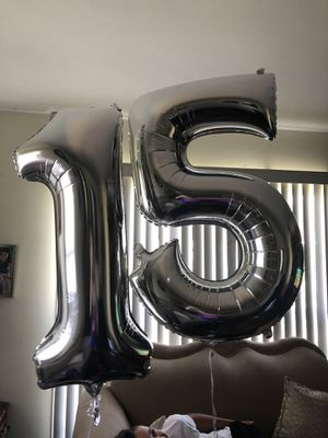 15 # Helium Balloons for Sale in Garden Grove, CA