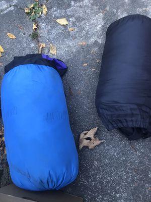 Sleeping bags keep your warm for Sale in Marysville, WA