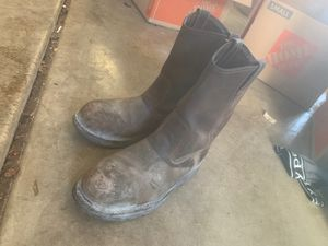 Work boots size 9 for Sale in Bakersfield, CA