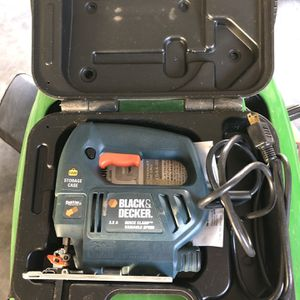 black and decker jigsaw for Sale in Mechanicsville, VA