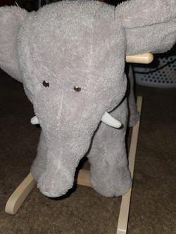 Elephant Rocker for Sale in Woodburn,  OR