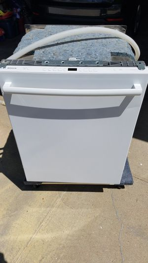 Bosch SilencePlus 46 Dishwasher (White) for Sale in Westminster, CO