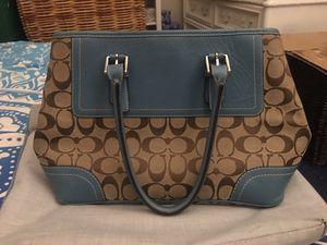 Coach purse & wallet set for Sale in East Providence, RI