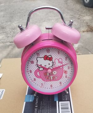 Hello kitty alarm clock for Sale in Winter Springs, FL