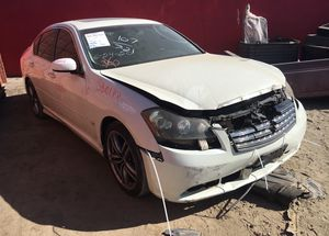 2006 INFINITI M35 PARTING OUT FOR PARTS for Sale in San Bernardino, CA