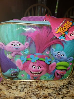 Trolls Lunch bag NEW! for Sale in Spring, TX