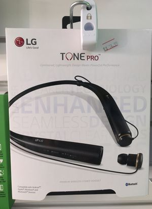 LG Bluetooth Wireless Headsets for Sale in Houston, TX