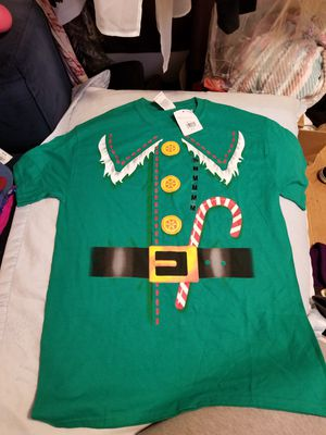 Christmas Elf T-shirt size Medium for Sale in Compton, CA