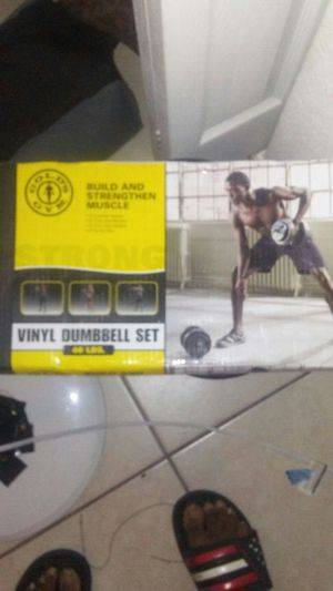 Dumbbell for Sale in Tampa, FL