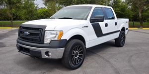 FORD F150 XLT 2014 4X4 CLEAN TITLE for Sale in Hollywood, FL