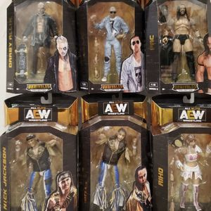 AEW UNRIVALED SERIES 3 Full Set for Sale in University Place, WA