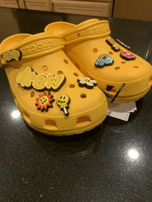 Justin Bieber Drew House Crocs. Brand New!! for Sale in Rancho Cucamonga, CA