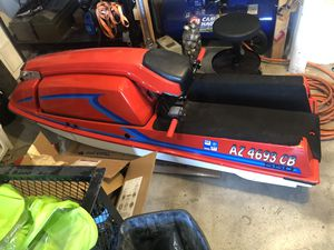 1986 Kawasaki Js550 Jet Ski for Sale in Maricopa, AZ
