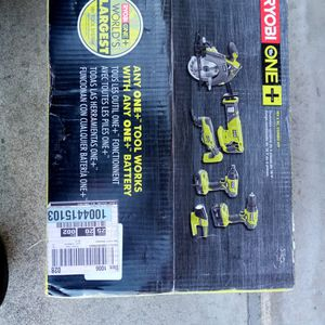 Combo Tool Set for Sale in Manteca, CA