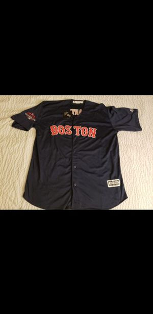 J.d martinez size medium, xl champions 2018 for Sale in Boston, MA