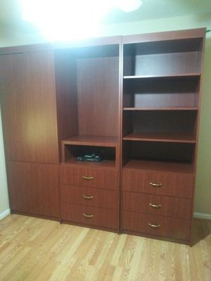 Entertainment center free need gone for Sale in West Palm Beach, FL