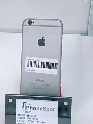 iPhone 6 64gb (AT&T / Cricket) for Sale in Cypress Gardens, FL