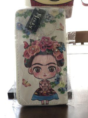 Frida Kahlo Wallet for Sale in West Valley City, UT